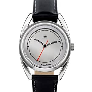 Mr Jones Watches - 2B10 - montre homme - - Noire