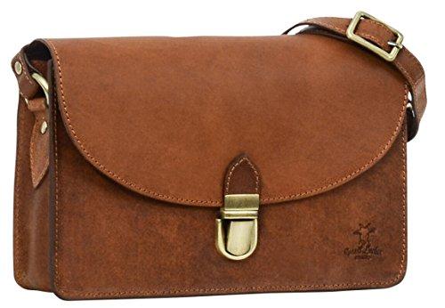 Handtasche aus Leder für Damen Gusti Leder studio