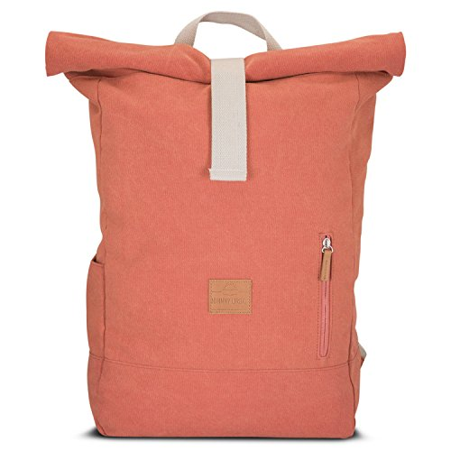 Johnny Urban Rucksack Damen & Herren Rot Roll -