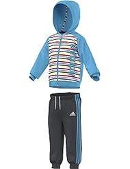 Adidas I j collegiate multco/brcyan, Größe Adidas:98