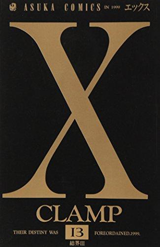 X Vol. 13 (Ekkusu) (in Japanese)