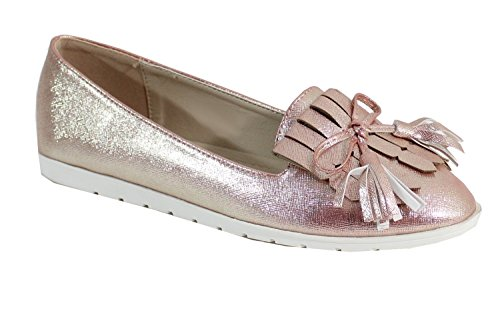 By Shoes - Ballerine Donna Rosa