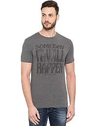 Globus Typography Print Party T-Shirt