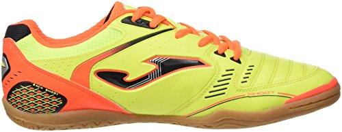 JOMA Futsal MAXIMA Futbal Fall Winter FUTBOL SALA Chaussures INDOOR Homme LIMON FLUOR-NARANJA FLUOR