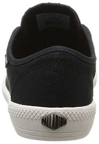 Palladium  Uslex,  Sneaker donna Nero (Noir (Black/Marshmallow))