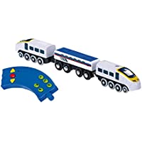 Legler Remote Control Electronic Train with Sounds for Wooden Railways - Compare prices on radiocontrollers.eu