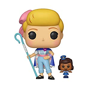 Funko Pop Bo Peep con la oficial Giggle McDimples (Toy Story 4 – 524) Funko Pop Disney