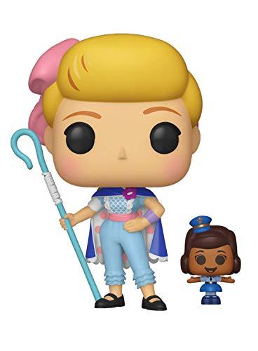 Funko 37391 POP! Vinyl: Disney: Toy Story 4: BO Peep w/Officer McDimples Sammelbares Spielzeug, Mehrfarben