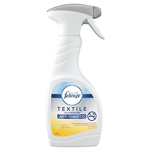 Febreze Anti-Tabak Textilerfrischer-Spray, 4er Pack (4 x 500 ml)