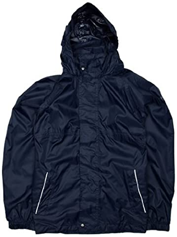 Regatta Kids' Pack It Jacket - blue, Size 3 - 4 Years
