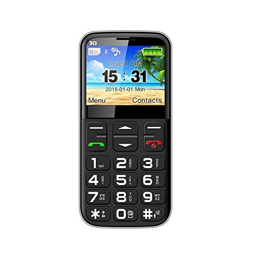 NSSZ 2,4 Zoll Maschine des alten Mannes Mit Grundgebühr Gekrümmter Bildschirm Straight Board Alter Maschine Mobiltelefone für ältere Menschen