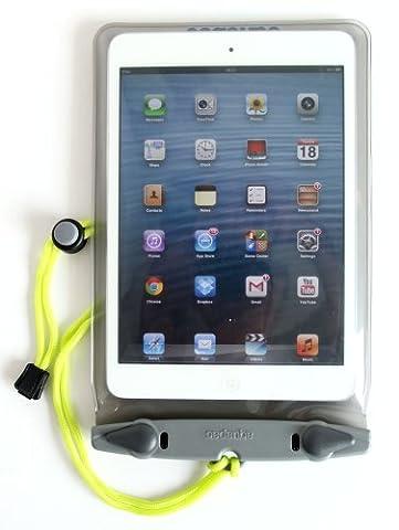 AQUAPAC Beutel für elektronische Geräte, transparent/grau, Medium, 658