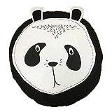 Krabbelmatte Cartoon Tier Baumwolle Panda Waschbar Kind Krabbeln Spiel Bodenmatte Toy Teppich Indoor...