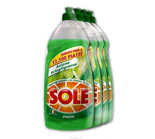 sole-piatti-limone-verde-3-confezioni-da-4-pezzi-da-1100-ml-12-pezzi-13200-ml