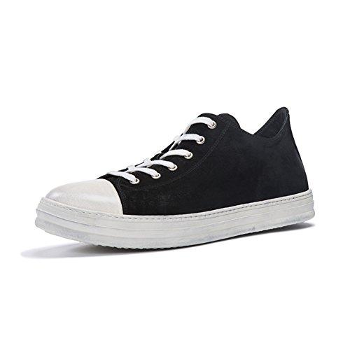 vintage chaussures mode masculine/ Chaussures d'hommes hiver Gao Bangchao/Loisir avec des chaussures de grande aide A