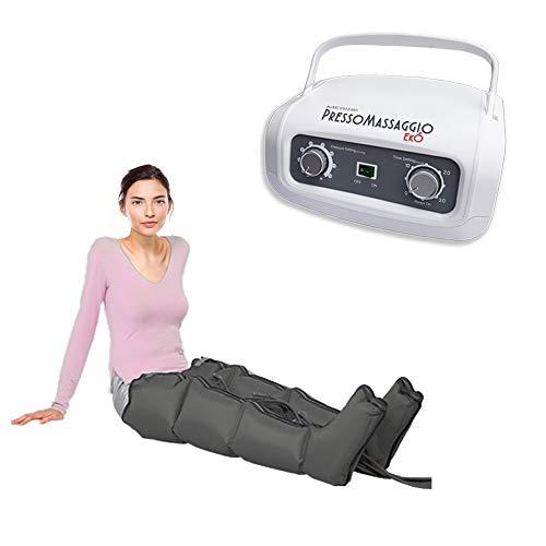 Appareil de massage PressoMassaggio Mesis EkÓ avec 2 leggings | massage intense sur les jambes.