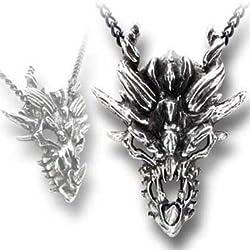 Alchemy Gothic (Metal-Wear) Cráneo Del Dragón Para