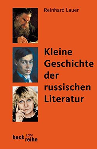 Kleine Geschichte der russischen Literatur
