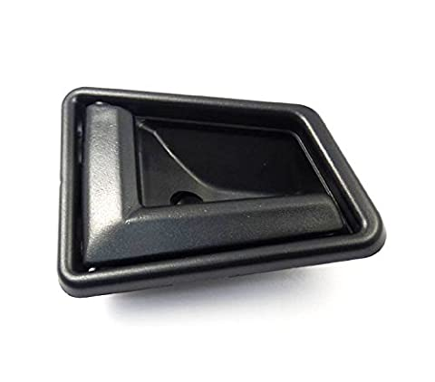 Interior Door Handle Black Front Left Rear FL 8313056B015ES Fit