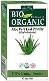 Pure Natural Organic Aloe Vera Puder mit Gratis Rezeptbuch 100g (Aloe vera Leaf Powder)