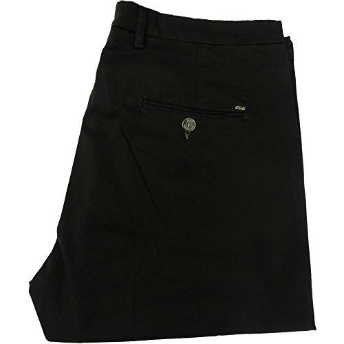 Eredi del duca pantalone 1001 uomo - Elasticizzato 97% cotone 3% elastane, made in italy, Testa di Moro
