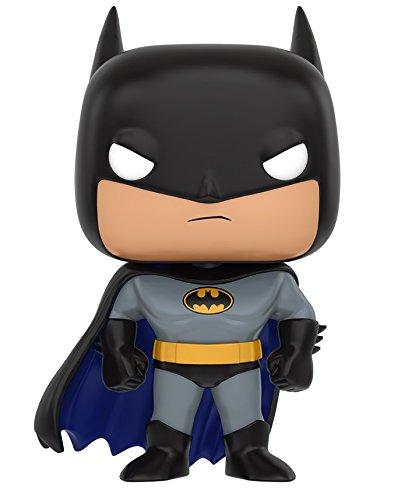Funko - Figurine DC Comics Batman Animated Series - Batman Pop 10 cm - 0889698115704
