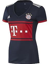 Maillot femme FC Bayern Munich Extérieur 2017/2018