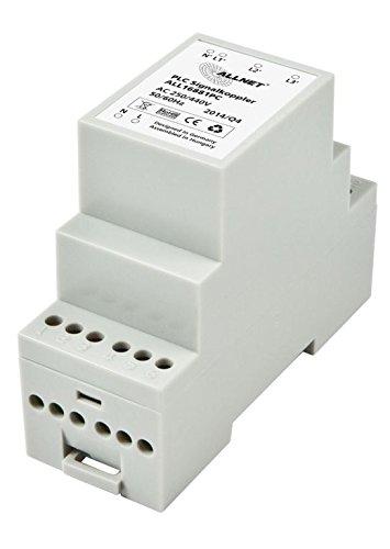Preisvergleich Produktbild ALLNET ALL16881PC White–Electrical Terminal Blocks (250V, 60Hz)