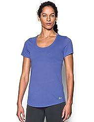 Under Armour Damen Threadborne Streaker Ss Running-Shirts/Kurzarm