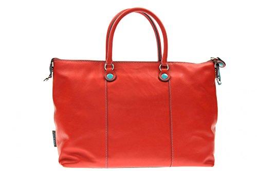 GABS femme sac shopping KATIA-E17 ESES 1501 ROUGE 1501 ROSSO