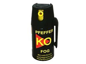 Pfeffer KO FOG / Pepper KO Spray 50ml