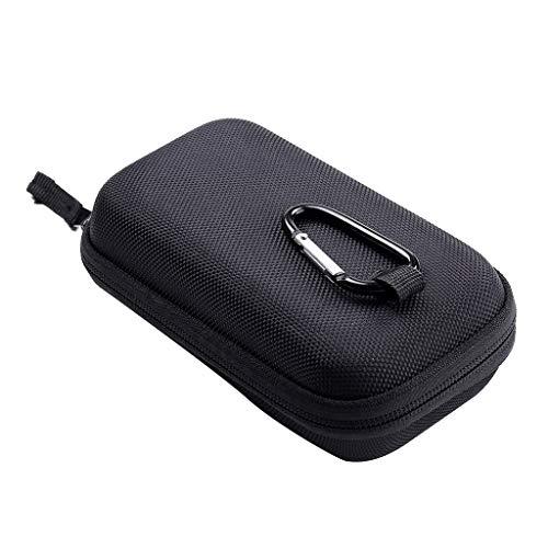 perfk Travel Organizer Elektronik Zubehör Tasche Tragetasche Aufbewahrungstasche für Voice Caddy SCVOICE Caddy