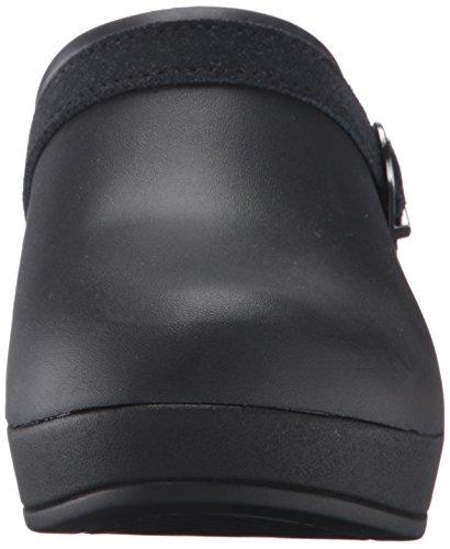 Crocs Sarahclog, Zoccoli Donna Nero (Black/Black/Black)