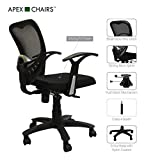 #6: APEX Chairs Delta MB Chair Umbrella Base Office Chair