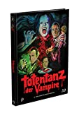TOTENTANZ DER VAMPIRE (Blu-ray + DVD) Mediabook Cover A - Limited Edition - Uncut