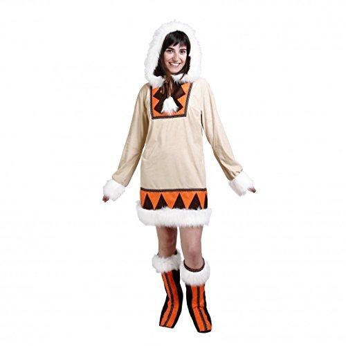 sfraz esquimal adulto mujer talla única (Esquimal Kostüm)