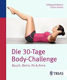 30 Tage Challenge Bauch Beine Po