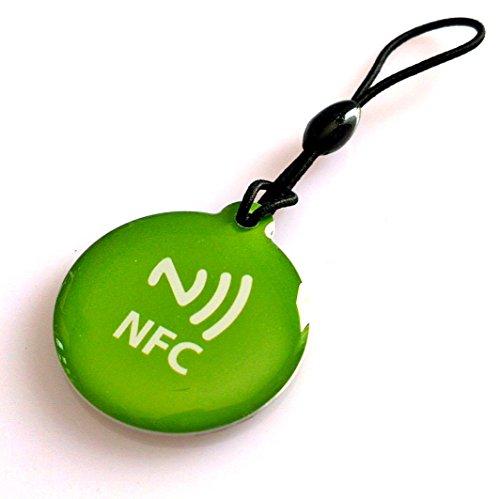 NFC House Topaz512 Epoxy Green