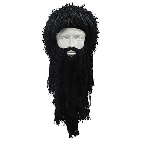 Wikinger Hut Mit Hörnern - JUZIWEI Frauen Männer Kinder Wikinger Pirat