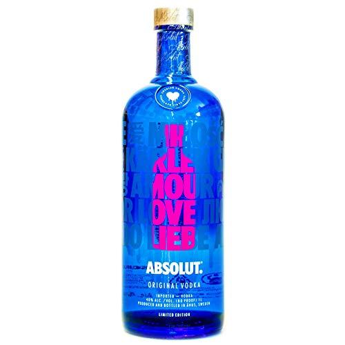 Absolut Vodka Drop of Love EOY 2018 (1,0, Pink)