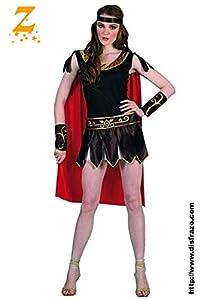 Fyasa 706107-t04hembra disfraz de romano, grande