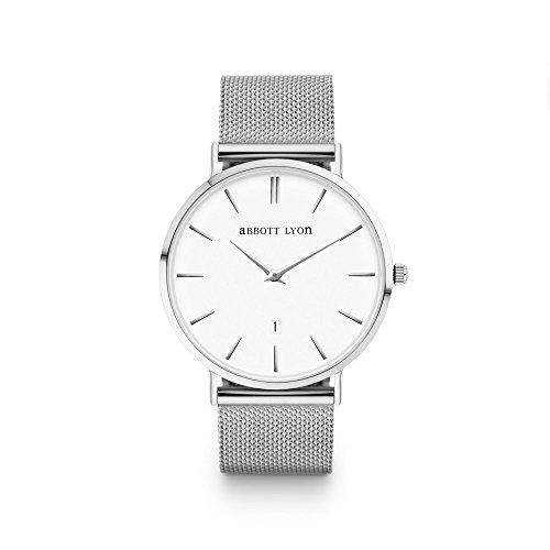 abbott-lyon-silver-chain-kensington-40-silver