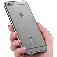 Funda iPhone 6 Transparente, Funda iPhone 6s Silicona, innislink Cover iPhone 6 iPhone 6s TPU Ultra Slim Case Bumper Caso Anti-Golpes Anti-Rasguño Protectora Carcasa para Apple iPhone 6 iPhone 6s
