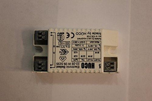 230V Elektronisches Vorschaltgerät für Kompaktleuchtstofflampen 22-26W W