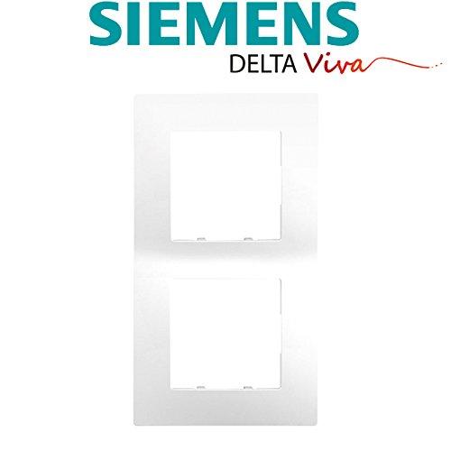 siemens-plaque-double-blanc-siemens-delta-viva