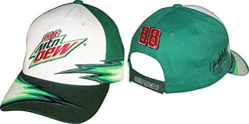 nascar-dale-jr-88-diet-mountain-dew-speedblur-racing-cap-hat-by-checkered-flag