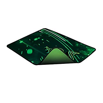 Razer RZ02-01910100-R3M1 Tappetino Gaming, Piccolo, Cosmic (Verde)