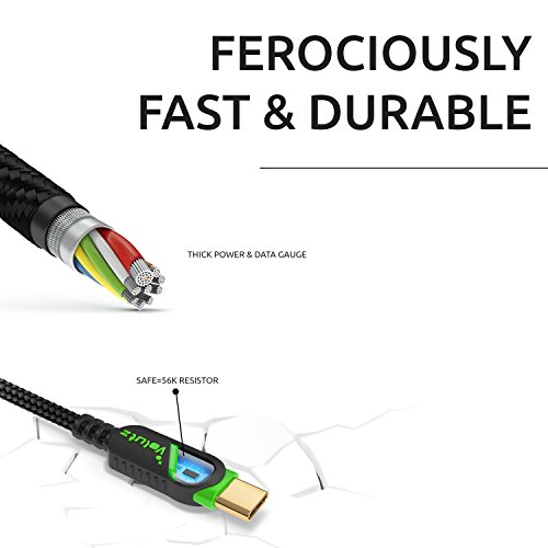 Volutz TYPE-C VTZ USB CABLE 631FT_O