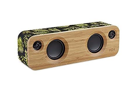 Marley EM-JA013-PM Mini Bluetooth Lautsprecher palm