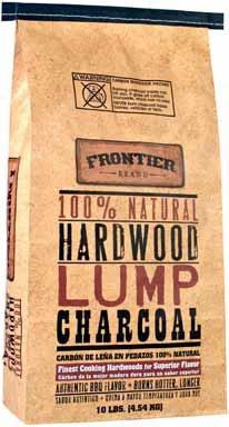 Lump Charcoal Hrdwood NAT 10lb